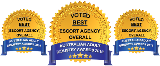 Winner best Sydney Escorts Agency for 2014, 2015, 2016